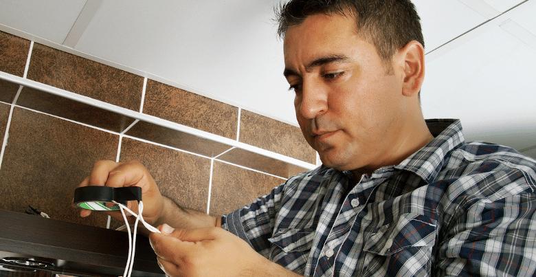 Badkamerverlichting aanleggen