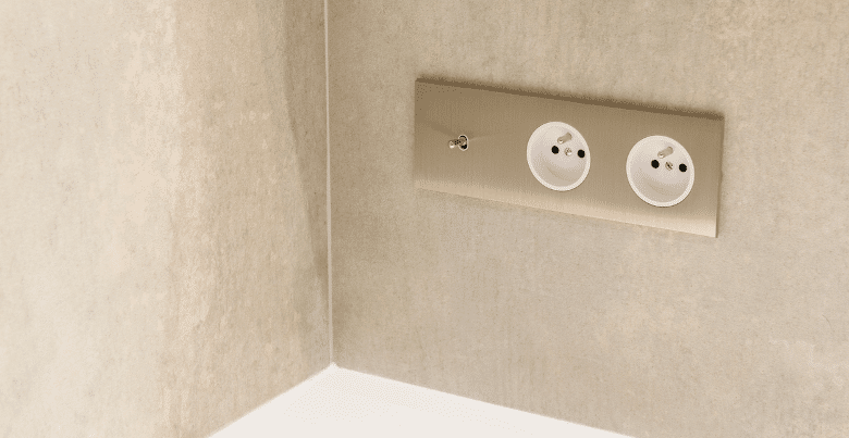 Elektriciteit in badkamer