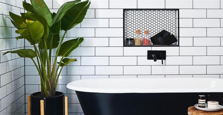 Tegels badkamer: metrotegels